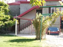 KAF hostel, Erywań