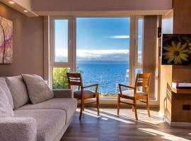 Apartamento Premium sobre Costa del Lago, San Carlos de Bariloche