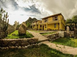 Nacho's House, Urubamba