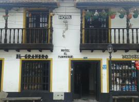 Hotel El Cacique Turmeque, Turmequé