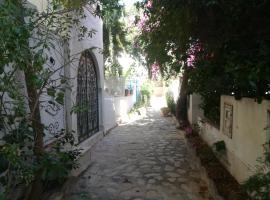 S+2 calme et lumineux avec jardin, Al-Hammamat