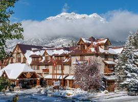Banff Caribou Lodge and Spa, Banff