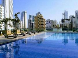 Apartamento Bocagrande Piso 33, Cartagena de Indias