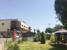 Barkhan Inn, Almaty