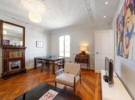 Amazing apartment for 5 in Oberkampf, Париж