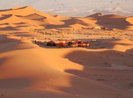 Camp Desert Bivouac Chegaga, El Gouera