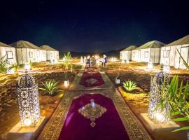 Desert Quiver Camp, Merzouga