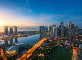 Stunning apartment 3 bdr city view, Singapour