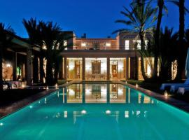 Luxury Houses, Marrakech