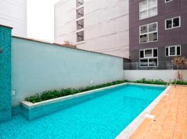 Upper Pardo Pool Miraflores, Lima