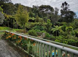 Awaawa - A Bush Retreat, Tairua