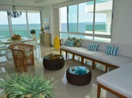Apartamento Mediterraneo 901, Coveñas