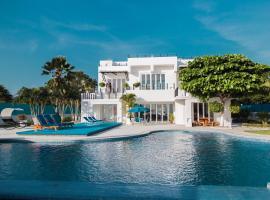 Casa Santorini, Punta Canoas