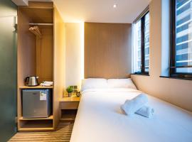 Dash Hotel on Minden, Hong Kong