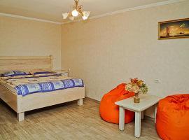 Apartamenty liuks-studiia, Zaporozhye