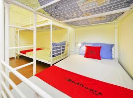 RedDoorz Hostel @ Clarke Quay, Singapour