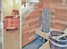Holiday Home Rendeux with Sauna VIII, 伦德科斯