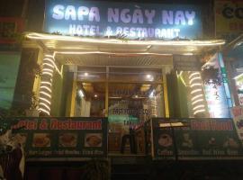 khách sạn sapa ngày nay, Сапа