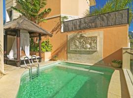 La Caleta Villa Sleeps 4 Pool Air Con WiFi, Adeje