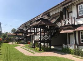 Silver Lake Hotel, Nyaung Shwe