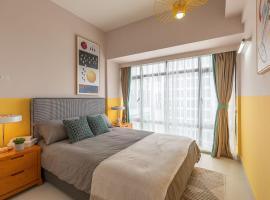 Zhuhai Xiangzhou·beach Swimming Pool· Locals Apartment 00166180, Zhuhai