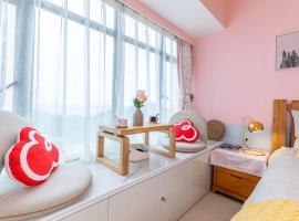 Zhuhai Xiangzhou·beach Swimming Pool· Locals Apartment 00169080, Zhuhai