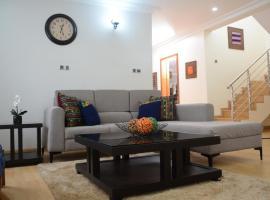 5bedroom exquisitely finished house in Lekki phase 1, Ogoyo
