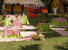 Hotel Portón del Sol, Santa Fe de Antioquia