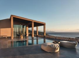 Vais Luxury Villas, Agios Nikolaos