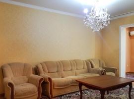 Apartment on Chekhova 8, Taszkient