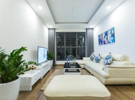 Luxury The Golden Palm Apartment, Hanoi