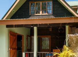Maison Soleil, Baie Lazare Mahé
