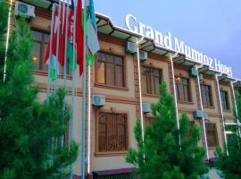 Grand Mumtoz Hotel, Tashkent