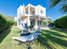 Elegant new maisonette near the sea, Aegina