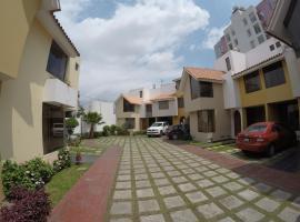 Yovana´s house, Arequipa