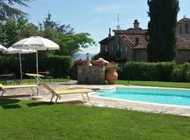 Primo's countryside, Cavriglia