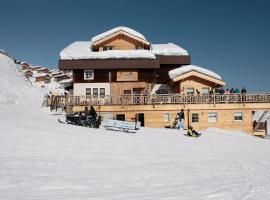Hamilton Lodge & Spa, Belalp