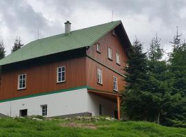 Horská chata Hájenka, Spindlermühle