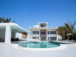 Villa Somone pied dans l'eau, Somone