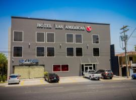 Hotel Las Americas, San Pedro Sula