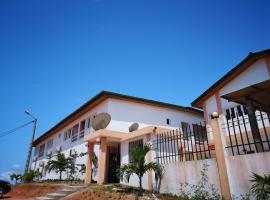 Kossipo Hotel Balmer, San-Pédro