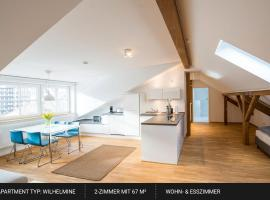 Friedrichs Apartments Bayreuth