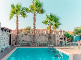 Luxury Villa Karteros, Karteros