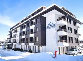 GT Aspen House Apartments, Bansko