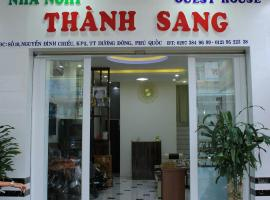 Thanh Sang Guesthouse, Duong Dong