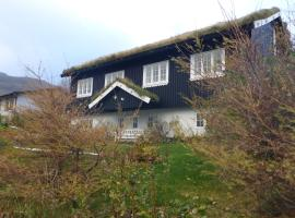 visitHOMES á Gøtuteigi, Leirvík