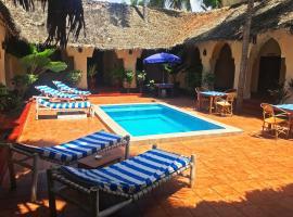 Island Treasures Villa, Kiganga