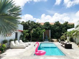 Tropical Contemporary Villa, 棕榈滩