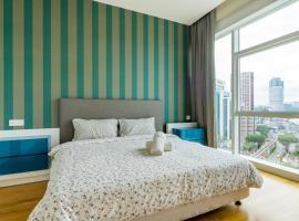 LUMA @ Platinum Suites, Kuala Lumpur