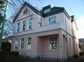 Villa Möwe - unterwegs zu Hause sein